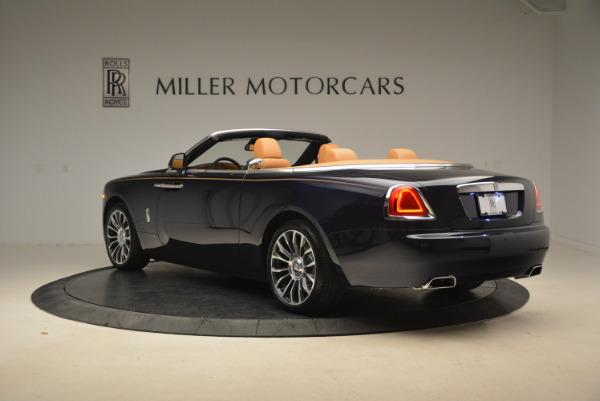 New 2018 Rolls-Royce Dawn for sale Sold at Rolls-Royce Motor Cars Greenwich in Greenwich CT 06830 5