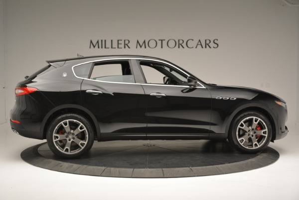 New 2018 Maserati Levante Q4 for sale Sold at Rolls-Royce Motor Cars Greenwich in Greenwich CT 06830 12