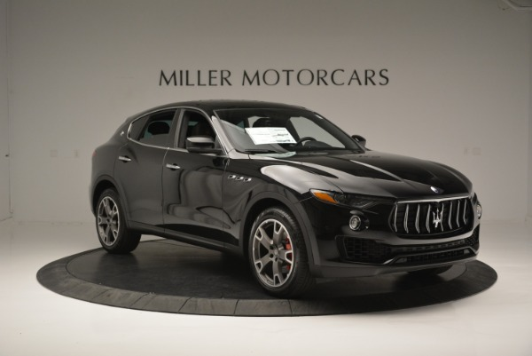New 2018 Maserati Levante Q4 for sale Sold at Rolls-Royce Motor Cars Greenwich in Greenwich CT 06830 15