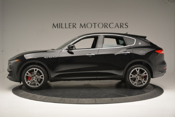 New 2018 Maserati Levante Q4 for sale Sold at Rolls-Royce Motor Cars Greenwich in Greenwich CT 06830 4