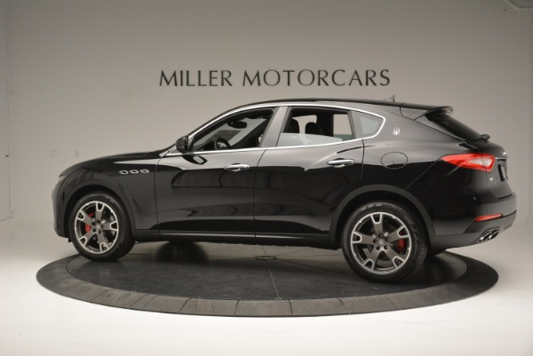 New 2018 Maserati Levante Q4 for sale Sold at Rolls-Royce Motor Cars Greenwich in Greenwich CT 06830 5