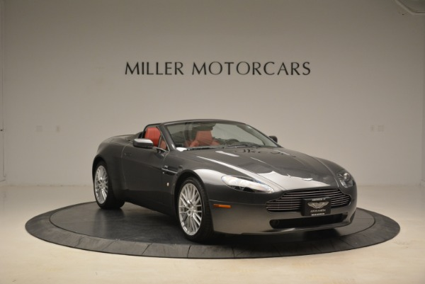 Used 2009 Aston Martin V8 Vantage Roadster for sale Sold at Rolls-Royce Motor Cars Greenwich in Greenwich CT 06830 11