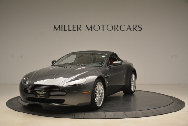 Used 2009 Aston Martin V8 Vantage Roadster for sale Sold at Rolls-Royce Motor Cars Greenwich in Greenwich CT 06830 13