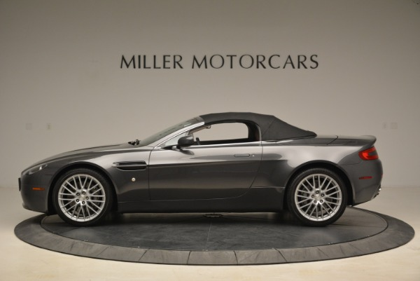 Used 2009 Aston Martin V8 Vantage Roadster for sale Sold at Rolls-Royce Motor Cars Greenwich in Greenwich CT 06830 15