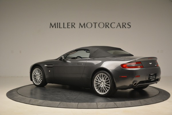 Used 2009 Aston Martin V8 Vantage Roadster for sale Sold at Rolls-Royce Motor Cars Greenwich in Greenwich CT 06830 16