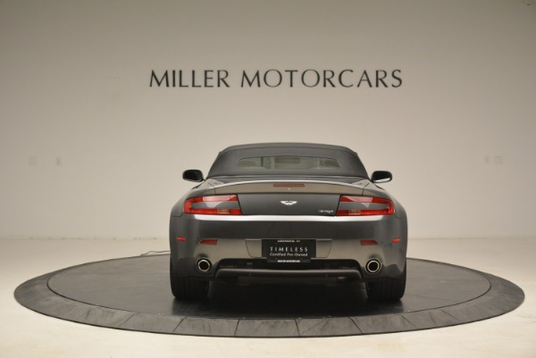 Used 2009 Aston Martin V8 Vantage Roadster for sale Sold at Rolls-Royce Motor Cars Greenwich in Greenwich CT 06830 18