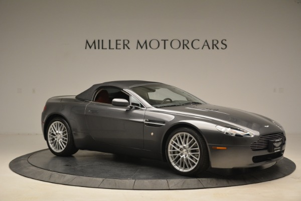 Used 2009 Aston Martin V8 Vantage Roadster for sale Sold at Rolls-Royce Motor Cars Greenwich in Greenwich CT 06830 22
