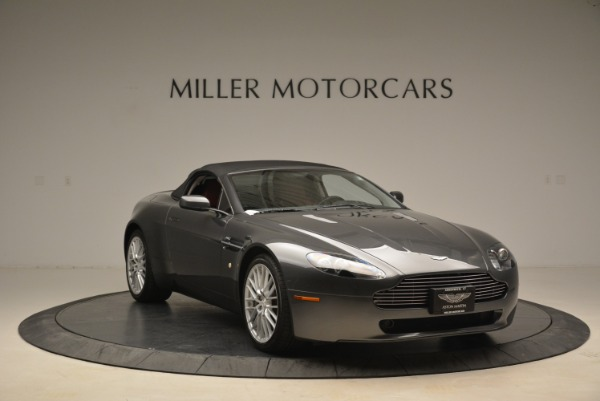 Used 2009 Aston Martin V8 Vantage Roadster for sale Sold at Rolls-Royce Motor Cars Greenwich in Greenwich CT 06830 23