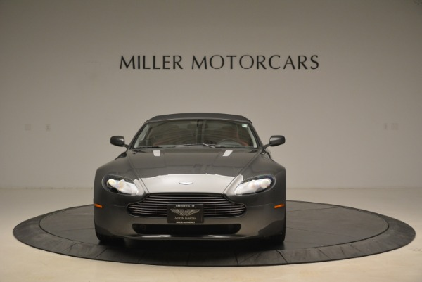 Used 2009 Aston Martin V8 Vantage Roadster for sale Sold at Rolls-Royce Motor Cars Greenwich in Greenwich CT 06830 24