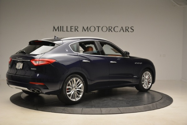 New 2018 Maserati Levante S Q4 GranLusso for sale Sold at Rolls-Royce Motor Cars Greenwich in Greenwich CT 06830 7