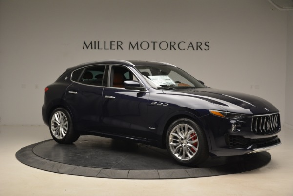 New 2018 Maserati Levante S Q4 GranLusso for sale Sold at Rolls-Royce Motor Cars Greenwich in Greenwich CT 06830 9