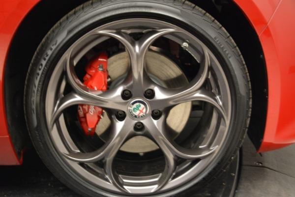 New 2018 Alfa Romeo Giulia Ti Sport Q4 for sale Sold at Rolls-Royce Motor Cars Greenwich in Greenwich CT 06830 25