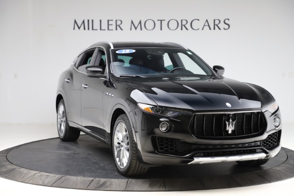 Used 2018 Maserati Levante Q4 GranSport for sale $53,900 at Rolls-Royce Motor Cars Greenwich in Greenwich CT 06830 12