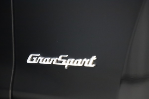 Used 2018 Maserati Levante Q4 GranSport for sale $53,900 at Rolls-Royce Motor Cars Greenwich in Greenwich CT 06830 15