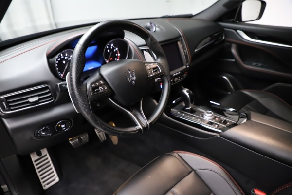 Used 2018 Maserati Levante Q4 GranSport for sale $53,900 at Rolls-Royce Motor Cars Greenwich in Greenwich CT 06830 18