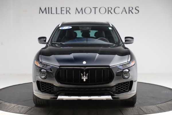 Used 2018 Maserati Levante Q4 GranSport for sale $53,900 at Rolls-Royce Motor Cars Greenwich in Greenwich CT 06830 2