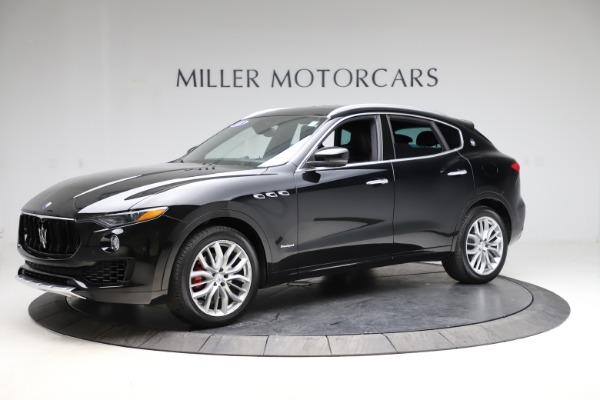 Used 2018 Maserati Levante Q4 GranSport for sale $53,900 at Rolls-Royce Motor Cars Greenwich in Greenwich CT 06830 3