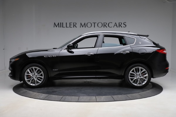 Used 2018 Maserati Levante Q4 GranSport for sale $53,900 at Rolls-Royce Motor Cars Greenwich in Greenwich CT 06830 4