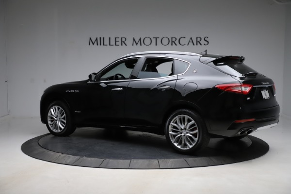Used 2018 Maserati Levante Q4 GranSport for sale $53,900 at Rolls-Royce Motor Cars Greenwich in Greenwich CT 06830 5