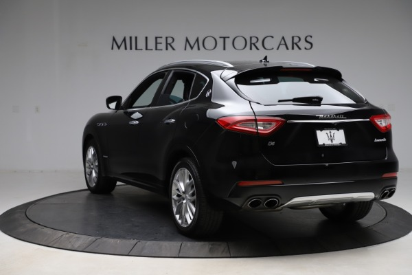 Used 2018 Maserati Levante Q4 GranSport for sale $53,900 at Rolls-Royce Motor Cars Greenwich in Greenwich CT 06830 6