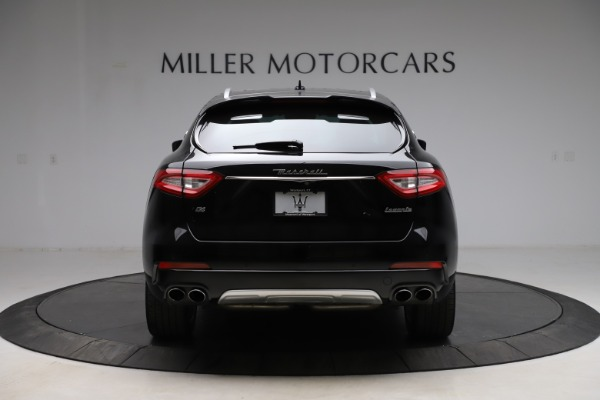 Used 2018 Maserati Levante Q4 GranSport for sale $53,900 at Rolls-Royce Motor Cars Greenwich in Greenwich CT 06830 7