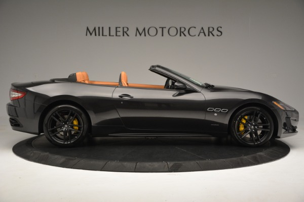 Used 2015 Maserati GranTurismo Sport Convertible for sale Sold at Rolls-Royce Motor Cars Greenwich in Greenwich CT 06830 10