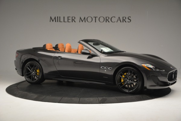 Used 2015 Maserati GranTurismo Sport Convertible for sale Sold at Rolls-Royce Motor Cars Greenwich in Greenwich CT 06830 11