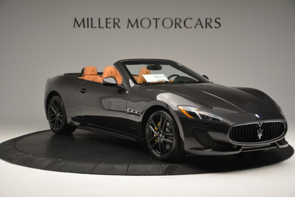 Used 2015 Maserati GranTurismo Sport Convertible for sale Sold at Rolls-Royce Motor Cars Greenwich in Greenwich CT 06830 12