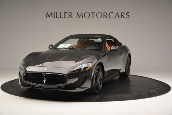 Used 2015 Maserati GranTurismo Sport Convertible for sale Sold at Rolls-Royce Motor Cars Greenwich in Greenwich CT 06830 14