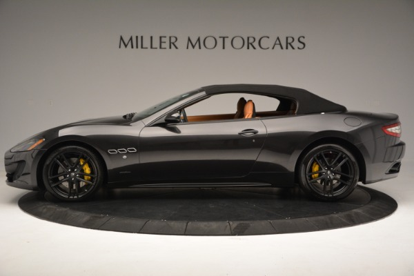 Used 2015 Maserati GranTurismo Sport Convertible for sale Sold at Rolls-Royce Motor Cars Greenwich in Greenwich CT 06830 16