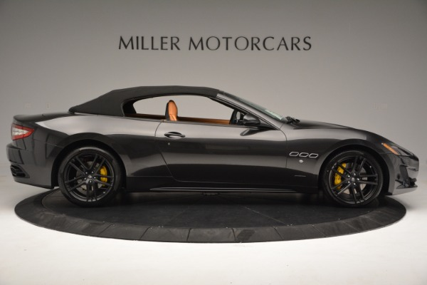 Used 2015 Maserati GranTurismo Sport Convertible for sale Sold at Rolls-Royce Motor Cars Greenwich in Greenwich CT 06830 17