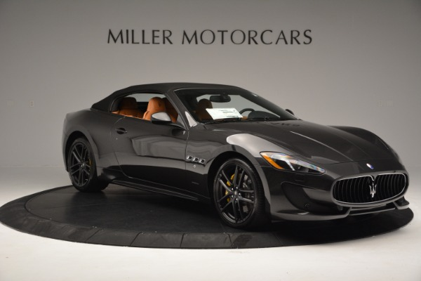 Used 2015 Maserati GranTurismo Sport Convertible for sale Sold at Rolls-Royce Motor Cars Greenwich in Greenwich CT 06830 18
