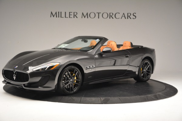 Used 2015 Maserati GranTurismo Sport Convertible for sale Sold at Rolls-Royce Motor Cars Greenwich in Greenwich CT 06830 2