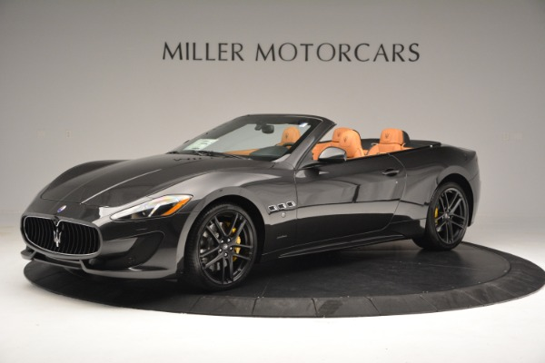 Used 2015 Maserati GranTurismo Sport Convertible for sale Sold at Rolls-Royce Motor Cars Greenwich in Greenwich CT 06830 3