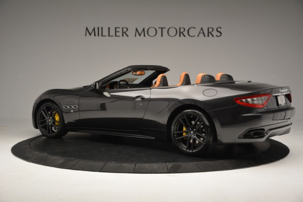 Used 2015 Maserati GranTurismo Sport Convertible for sale Sold at Rolls-Royce Motor Cars Greenwich in Greenwich CT 06830 5