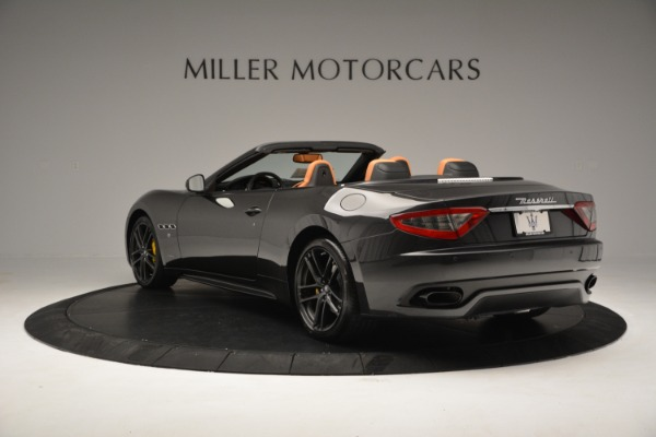 Used 2015 Maserati GranTurismo Sport Convertible for sale Sold at Rolls-Royce Motor Cars Greenwich in Greenwich CT 06830 6