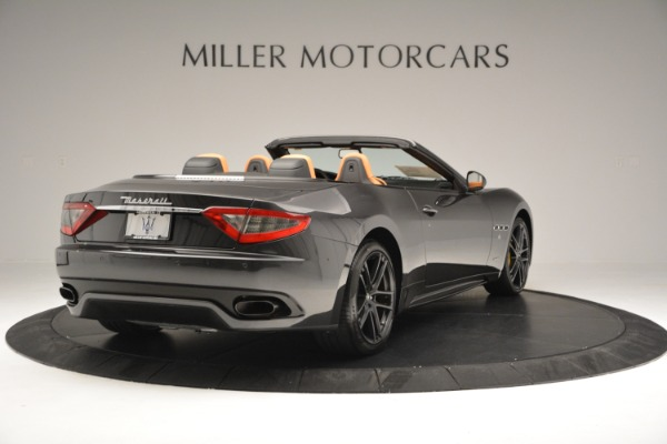 Used 2015 Maserati GranTurismo Sport Convertible for sale Sold at Rolls-Royce Motor Cars Greenwich in Greenwich CT 06830 8