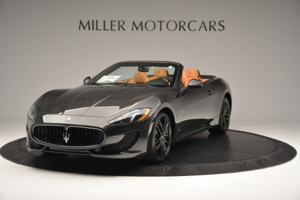 Used 2015 Maserati GranTurismo Sport Convertible for sale Sold at Rolls-Royce Motor Cars Greenwich in Greenwich CT 06830 1