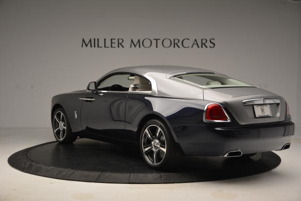 New 2016 Rolls-Royce Wraith for sale Sold at Rolls-Royce Motor Cars Greenwich in Greenwich CT 06830 4