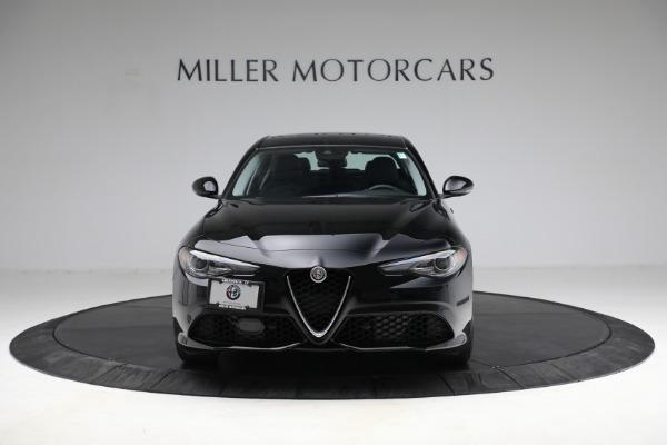 Used 2018 Alfa Romeo Giulia Ti Sport Q4 for sale $34,900 at Rolls-Royce Motor Cars Greenwich in Greenwich CT 06830 11