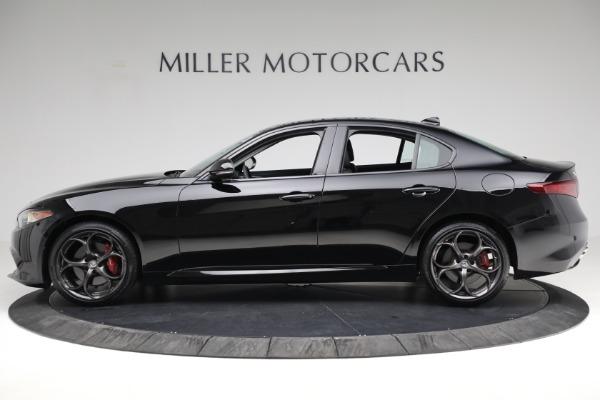 Used 2018 Alfa Romeo Giulia Ti Sport Q4 for sale $34,900 at Rolls-Royce Motor Cars Greenwich in Greenwich CT 06830 3