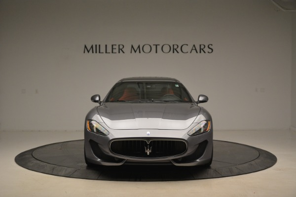 Used 2014 Maserati GranTurismo Sport for sale Sold at Rolls-Royce Motor Cars Greenwich in Greenwich CT 06830 10