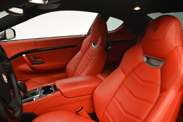 Used 2014 Maserati GranTurismo Sport for sale Sold at Rolls-Royce Motor Cars Greenwich in Greenwich CT 06830 13