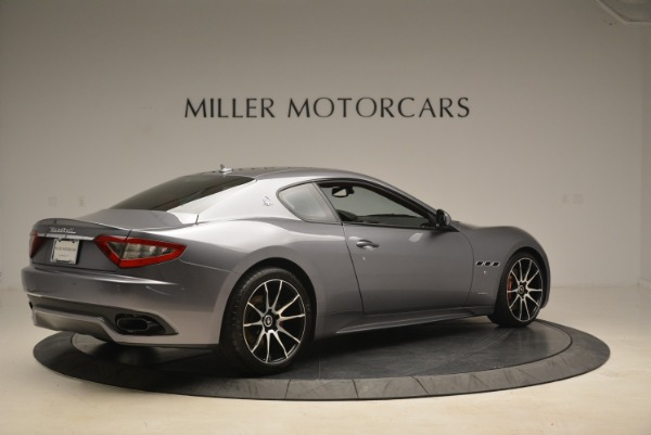 Used 2014 Maserati GranTurismo Sport for sale Sold at Rolls-Royce Motor Cars Greenwich in Greenwich CT 06830 6