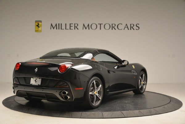 Used 2014 Ferrari California 30 for sale Sold at Rolls-Royce Motor Cars Greenwich in Greenwich CT 06830 19