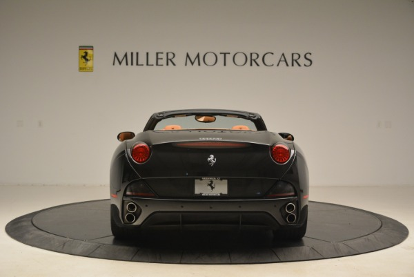 Used 2014 Ferrari California 30 for sale Sold at Rolls-Royce Motor Cars Greenwich in Greenwich CT 06830 6
