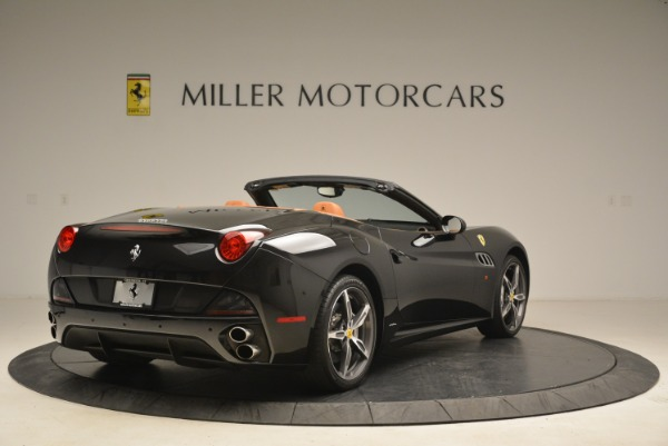 Used 2014 Ferrari California 30 for sale Sold at Rolls-Royce Motor Cars Greenwich in Greenwich CT 06830 7