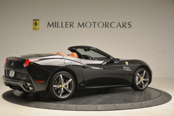 Used 2014 Ferrari California 30 for sale Sold at Rolls-Royce Motor Cars Greenwich in Greenwich CT 06830 8