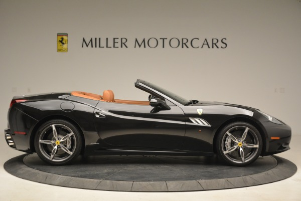 Used 2014 Ferrari California 30 for sale Sold at Rolls-Royce Motor Cars Greenwich in Greenwich CT 06830 9