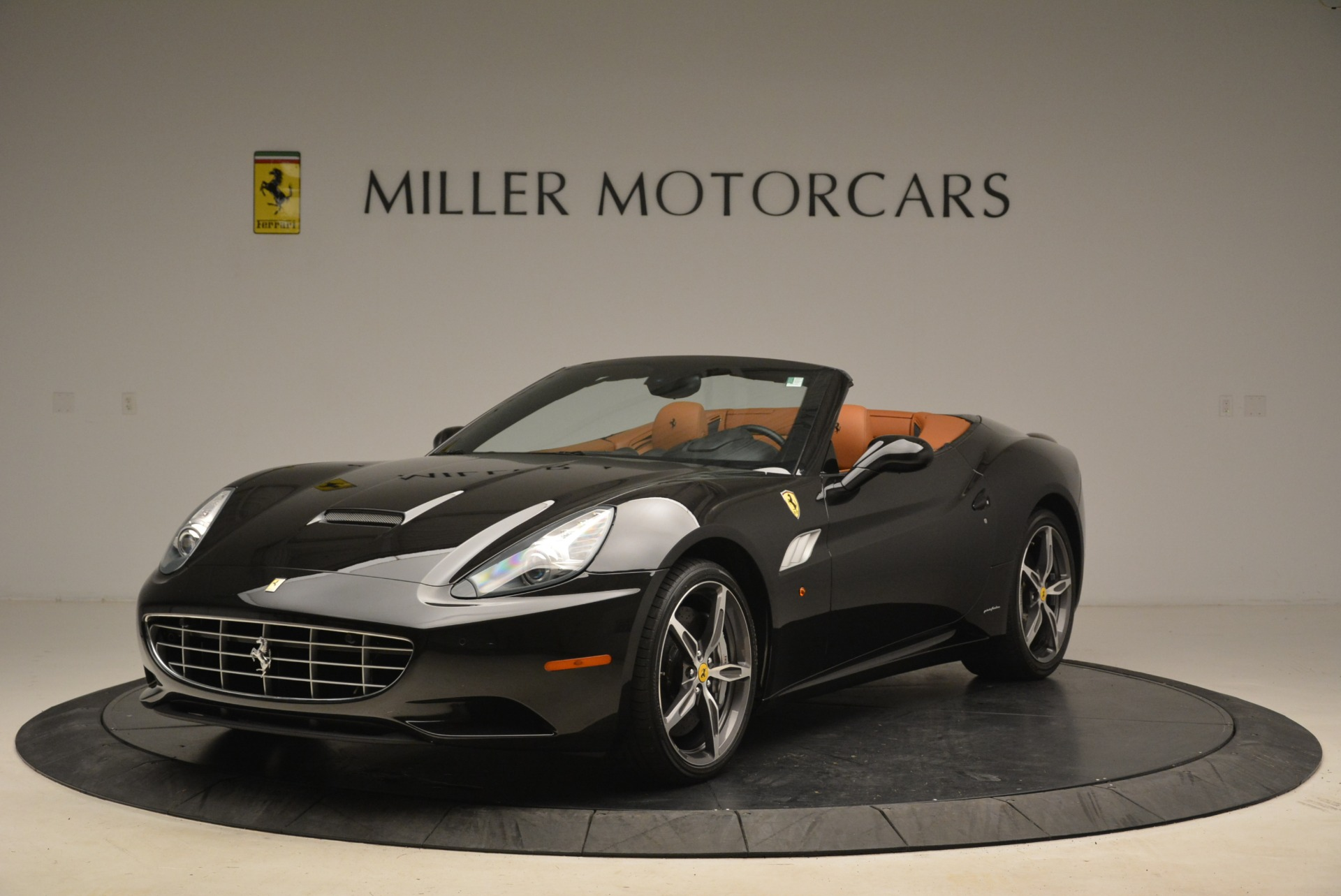 Used 2014 Ferrari California 30 for sale Sold at Rolls-Royce Motor Cars Greenwich in Greenwich CT 06830 1